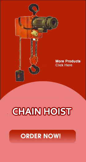 Chain Hoist, Chain Hoist Manufacturers,  Delhi, India