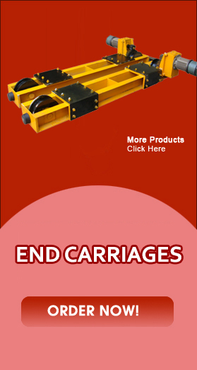 End Carriages Manufacturers Delhi, India