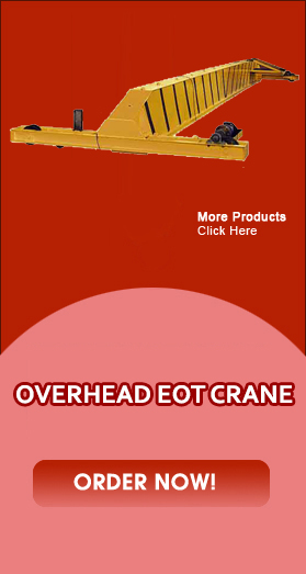 Overhead Eot Crane Manufacturers Delhi, India